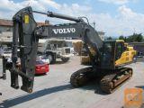 Bager goseničar, Volvo EC460CL
