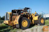 Nakladač na gumi kolesih Volvo L350F - za dele