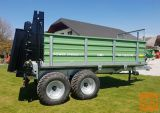 Trosilec hlevskega gnoja Brantner TA 12050 PS+