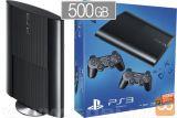 Playstation 3 Super Slim 500Gb + 2X Kontroler