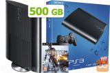 Playstation 3 Super Slim 500Gb + Battlefield 4