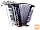 Klavirska Harmonika Gloria 120 Bas Piccolo