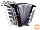 Klavirska Harmonika Valeria 96 Bas Piccolo