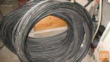 prodam več vrst električnih kablov
