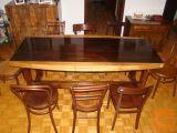 Miza in stoli-8, cena 1150 eur. Inf. 040 225 001