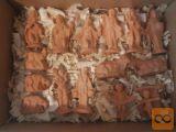 Glinene jaslice ročno delane