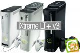 Xbox 360 iXtreme LT+ v3.0 + Kinect nadgradnja + čiščenje