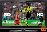 Antena za HD-TV digitalni sprejem na vikendu,morju