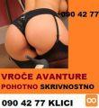 VROČA LINIJA -SPROSTITVE -DOMINACIJE-FETIŠ 0904277