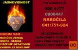 VEDEŽEVANJE - 0904177 JASNOVIDNOST POMOČ V STISKI