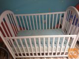 otroška posteljica 120x60