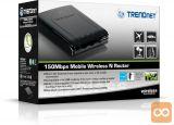 TrendNet mobilni brezžični 3G UMTS 150 Mbs N router