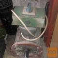 Elektromotor s prirobnico