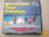 2-CD Remember Your Holidays
