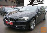 BMW 5 525d AVT. LUXURY LINE XENON USNJE PROF. NAVI