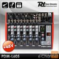 POWER DYNAMICS 605 Mešalna miza mešalne mize mixer mixerji