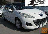 Peugeot 207 PLUS 1.4 HDI ODLIČEN PREV. LE 78.875KM