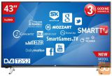 LED TV VOX 43YSD650 (400Hz, Full HD, Smart TV)