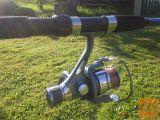 Ribiška palica 3,6m nova, tridelna match palica 0,30 laks.