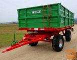 BICCHI 14 Ton - dvoosna traktorska prikolica