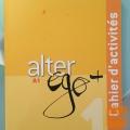 Delovni zvezek + CD / ALTER EGO A1 / Francoščina