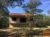 Malinska, okolica- obiteljska kuća u roh-bau fazi sa