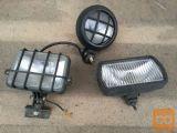 Luči za viličarja, ohišje filtra, podaljški vilic