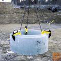 Klešče za montažo betonskih cevi