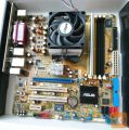 Računalnik komponente matična procesor pomnilnik grafična