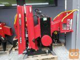 Sekalnik vej, Remet CNC RP 200 - testni