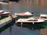 Iz zdravstvenih razlogov prodam motorni čoln Draco 2000