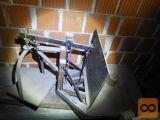TEHNICA Libela 200 kg prodam. Tel.040-246823