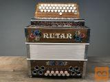 Otroška harmonika Rutar 27 cm - NERABLJENA
