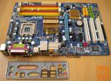 Gigabyte EP31-DS3L(quad podpora)+CPU C2D E8400+cooler+4gb ra