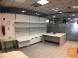 Domžale trgovski center Breza prostor za storitve