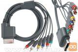Xbox 360 komponentni + kompozitni AV kabel