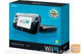 Nintendo Wii U Premium 32GB črn + Nintendo Land