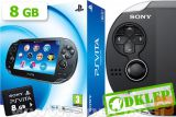 PlayStation Vita WiFi + Memory Card 8GB + eCFW TN-V 2.02