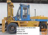 Viličar, Komatsu FD150E - 5, dizel, čelni (int. 450)