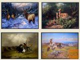 Nove Lovske Slike ( 70x50cm ali 40x30cm )
