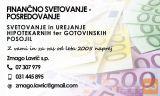 GOTOVINSKI KREDIT NA 120 MESECEV-30.000 EUR ali več