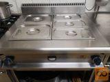 Prodam štedilnik z pečico, friteze in vodni grelnik