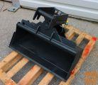 Hidravlična nagibna planirna žlica  800mm / 1.000mm