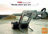 Sprednji nakladalec, Mailleux MX, za traktor 30 - 230 KM