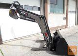 Sprednji nakladalec, Mailleux MX A100