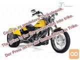 Harley-Davidson DYNA TRIKE  TRIKOLESNIK
