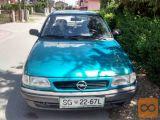 Opel Astra 1.7 Dizel-nov TEHNIČNI