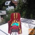 Otroški sedež HAMAX za kolo