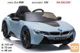 Otroški avto na akumulator BMW I8