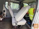 Sedežno klop 1.vrste Renault Trafic, Opel Vivaro do2014